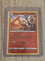 Pokemon SWSH SWORD /& SHIELD CINDERACE 034//202 RARE HOLO