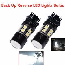 2X 3157 3156 High Power White 12SMD Tail Brake Stop/Paking LED Light Bulbs 12V