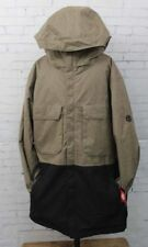 New 2018 686 Mens Moniker Insulated Snowboard Jacket Large Khaki