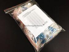 5 Pack-Choix de 0.12R à 910R-RU Vendeur Gratuit p/&p 2 W résistances 1/%