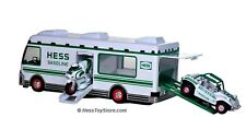 HESS Gasoline Toy 1998 Recreation Van w/ Dune Buggy and Motorcycle 12 inches