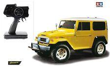 Tamiya 1:10 XB Toyota Land Cruiser 40 CC-01 57810 mit 2,4 GHz Sender Sonderpreis