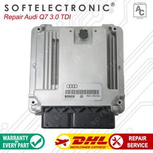 ECU Audi Q7 3.0 TDI 4L0 907 401