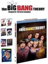 THE BIG BANG THEORY- LA COLLEZIONE COMPLETA 01-08 (25 DVD) COF.SINGOLI SERIE TV