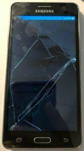 [BROKEN] Samsung Galaxy On5 SM-G5500 (Unknown) Black Fast Shipping Good Used