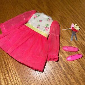 """Vtg Barbie: Skipper """"Budding Beauty Variation"""" Outfit #1731 #2"""
