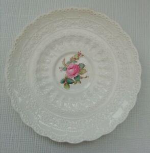 Spode Jewel Copeland Billingsley Rose Vintage Decorative Saucer Art Deco