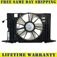Radiator Cooling Fan Assembly For Scion iM Toyota Corolla iM SC3115107