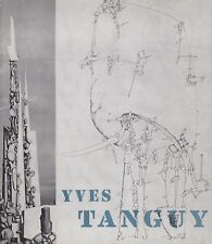 Yves Tanguy. Exhibition of paintings. Pierre Matisse Gallery,  New York, 1950