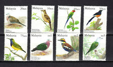 MALAYSIA MALAYA 2005 BIRDS DEFINITIVE COMPLETE SET OF MNH STAMPS UNMOUNTED MINT