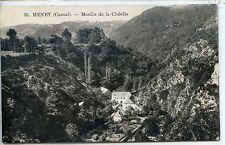 CP 15 Cantal - Menet - Moulin de la Clidelle - b