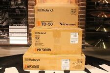 Roland TD-50DP V-Drums Digital Upgrade Pack - Demo!