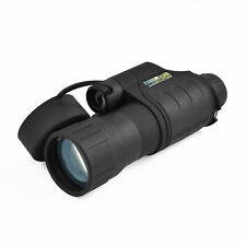 New Bering Optics Polaris 2.5x40 Black Gen I Night Vision Monocular Be14140