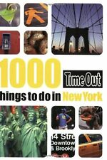 1000 Things to do in New York (Time Out 1000 Things to Do in New York),Tom Lamo