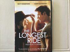 The Longest Ride DVD