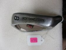 //Northwestern Pro Bilt Plus #8 Iron - RH - Men's - Graphite Shaft - #479