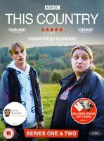 Nuovo Questo Paese Serie 1 -2 DVD(BBCDVD4341)