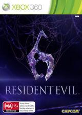 Resident Evil 6 Xbox 360 Xbox360