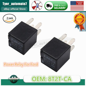 #OEM 5PIN Relay For Ford Automotive Relay 8T2T-14B192-BA