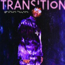 GRAHAM HAYNES - TRANSITION - CD 8 TITRES - 1995 - TRÈS BON ÉTAT