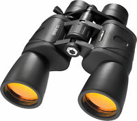 Barska 10x-30X 50mm Zoom Binoculars with Carry Case & Strap, AB10168