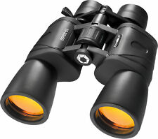 Barska High Powered Binoculars, 10-30X50mm Zoom with Carry Case & Strap, AB10168