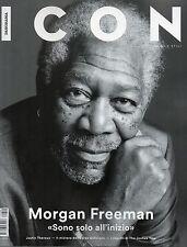 Icon 2017 35.Morgan Freeman,Justin Theroux, Fran Tomasi,Jeff Koons,Aidan Gillen
