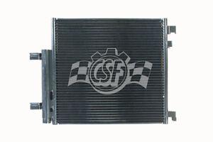 A/C Condenser CSF 10696 fits 13-14 Chevrolet Spark 1.2L-L4