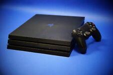 Sony Playstation 4 PS4 Pro 1TB schwarz Konsole mit Original Controller ~8234