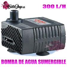 BOMBAS DE AGUA SUMERGIBLES PARA ACUARIO BOMBA AGUA SUMERGIBLE FUENTES FUENTE