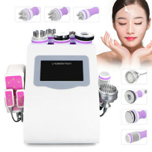 9IN1 40K Cavitation RF Radio Frequency Vacuum Photon lipo Laser Slimming Machine