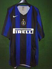 Maglia calcio FC Inter Milan Nike soccer shirt jersey maillot camiseta trikot