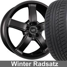"""16"""" ABE Winterräder TEC AS1 Schwarz 205/60 für Nissan Juke 2WD Mod. F15"""