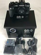 Olympus OM-D E-M1 Mark III Digital Camera (Body Only) near MINT