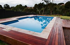 6m Fibreglass Swimming Pool Kit