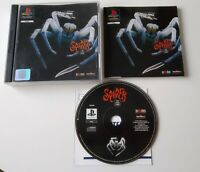 Spider - PS1 (Sony Playstation 1) Complete (PAL) Black Label