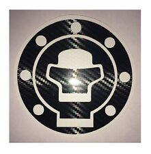 SUZUKI GSXR 750/ 600 1996- 2003 Carbon Fiber Effect Fuel Cap Protector Cover