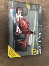 Revell Ferrari F2002 1:12  F1 Model Kit.