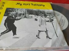 "7""  *Ska*   BAD MANNERS - My Girl Lollipop"