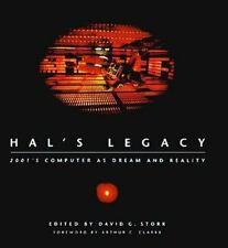 HAL's Legacy : 2001's Computer As Dream and Reality (1996, Paperback)