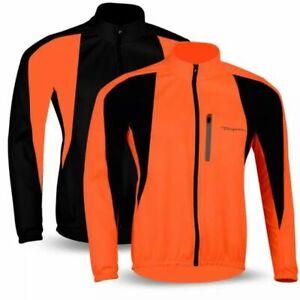 Winter Cycling Jackets Softshell Biker Long Sleeve Windproof Coat DBXGEAR