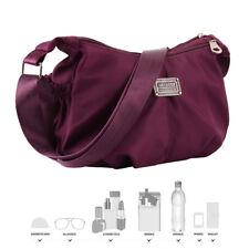 Womens Lady grande toile épaule Shopping sac fourre-tout Messenger Bag Satchel