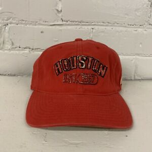 Hoston Rockets Adidas Stretch Fit Fitted Hat NBA Basketball One Size Fits All