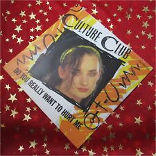CULTURE CLUB - Do you really want to hurt me * KULT PREIS HIT SINGLE * TOP :))))