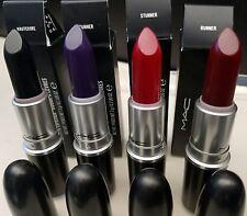 Mac Nasty Gal 💋Gunner, Runner, Stunner & Hautecore💋 lipsticks NIB 100%
