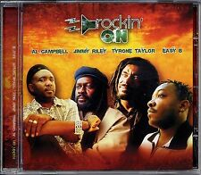 Reggae Rockin On- Jimmy Riley / Al Campbell / Tyrone Taylor Easy B New Sealed CD