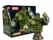 Marvel Comics World War Hulk Bust Statue Figure Version Internationale, avengers