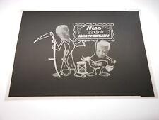 #1501 PHOTO NEGATIVE -  ADVERTISING - 1967 NISS FURNITURE - MILWAUKEE