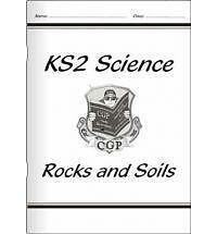 KS2 National Curriculum Science - Rocks and Soils (3D)-ExLibrary