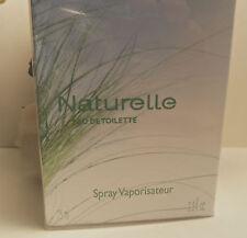 "Yves Rocher presence  ""Naturelle""  Eau de Toilette 2.5 fl. oz. New in box."
